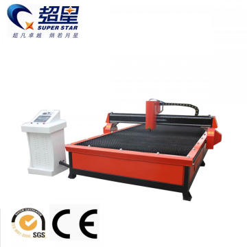 Carton steel plasma cnc cutting machine